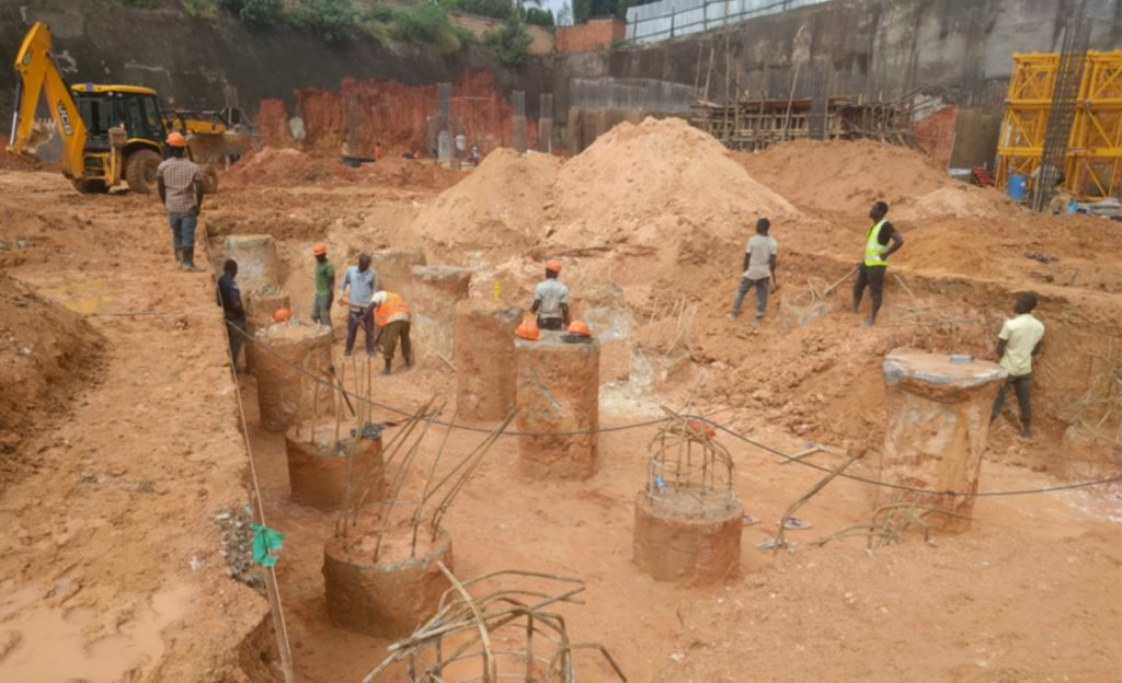 March – Foundation Piling | TWED GROUP